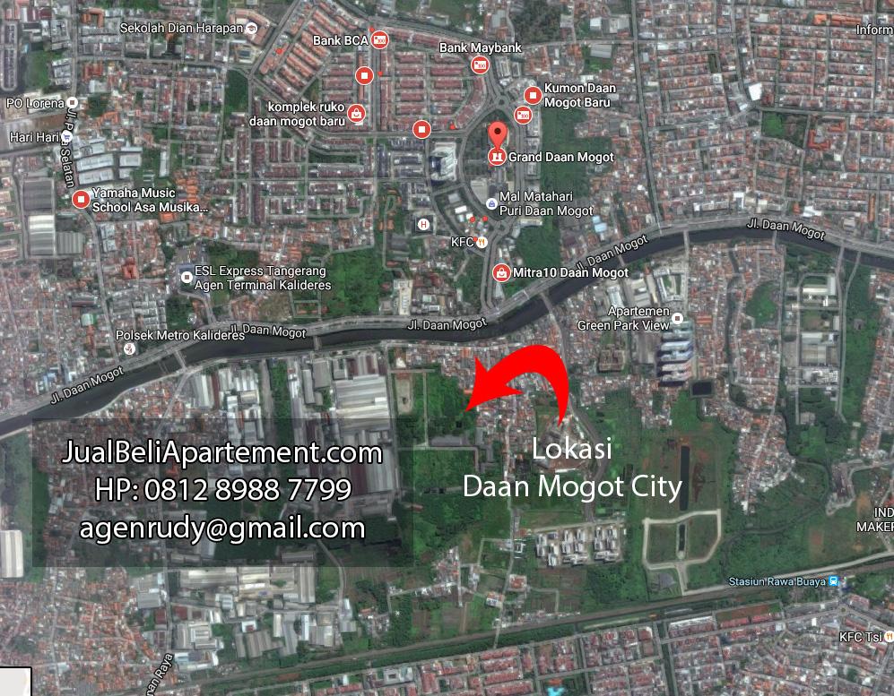 lokasi-apartemen-daan-mogot-city
